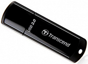 Флешка USB TRANSCEND JetFlash 700 32Gb, USB 3.1, черный