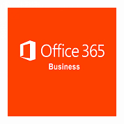 Microsoft Office 365 Business RUS, 1 Users на 1 год (BOX)